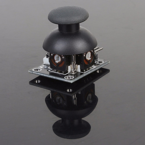Dual-eixo Xy Joystick Módulo Ky-023 Para Arduino 100% Novo