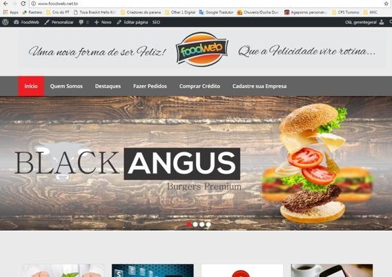 Criação De Site Profissional - Layout Grátis