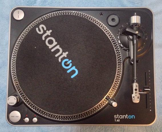 Toca Discos (turntable) Stanton T.62