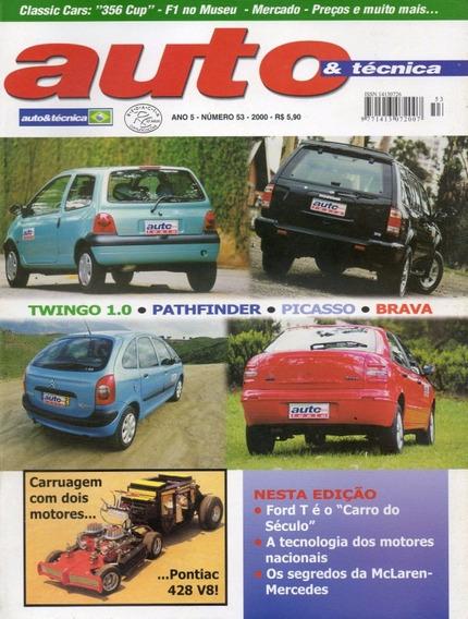 Auto & Técnica Nº53 Twingo Chrysler Neon Picasso Brava 1.6