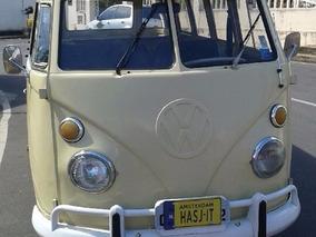 Kombi 1975 Corujinha Excelente Estado Vw Bus T1