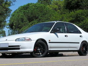 Honda Civic Ex 1.5 16 Válvulas 1992 Excelente!!!
