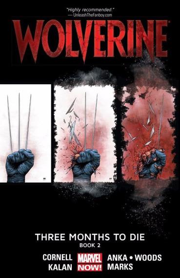 Wolverine Three Months To Die Vol. 2 Tpb (2014) Marvel