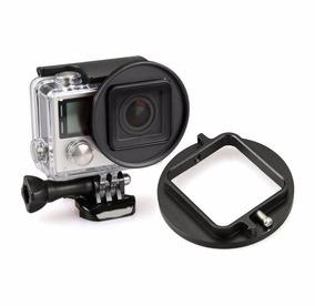 Anel Adaptador De Filtro P/ Câmeras Gopro Gp-zjh-1