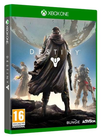 Destiny Xbox One - Somente Online - Original - Mídia Física