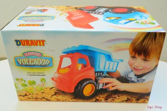 Nuevo Camion Volcador Duravit