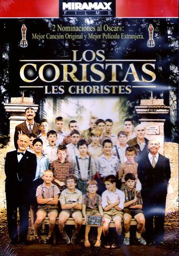 Dvd Los Coristas ( Les Choristes ) 2004 -christophe Barreter