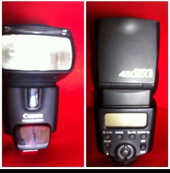 Flash Speedlite 430 Ex Ii Canon