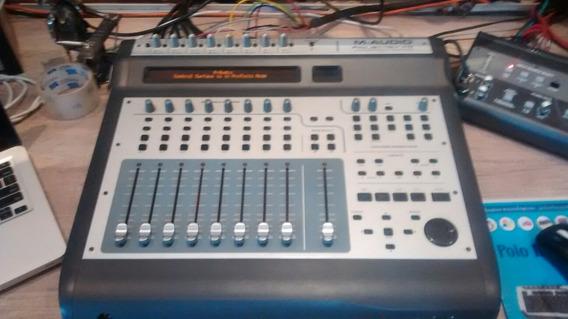 Mesa Interface Para Estúdio Project Mix M-audio Firewire