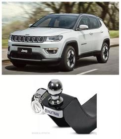 Lançamento!! Engate Reboque Jeep Compass 2017 Engetran 750kg