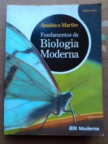 Fundamentos Da Biologia Moderna Vol. Único 4ºedição