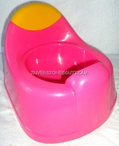 Bacinilla Vaso De Baño Poceta Niño Y Niña Resistente Higiene