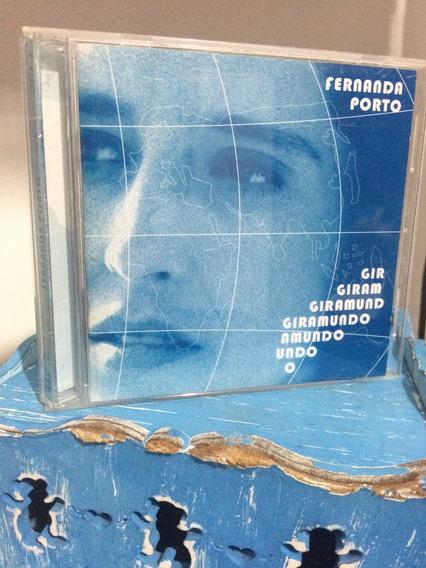 Fernanda Porto (cd) - Giramundo