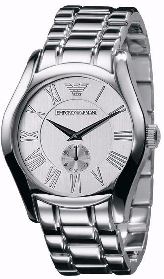 Reloj Emporio Unisex Caballero Acero Inoxidable Ar0647