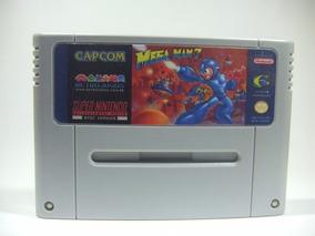 Megaman 7 Em Português Snes Repro Mega Man 7
