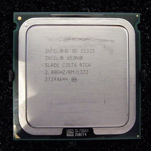 Intel Xeon E5335 (quad Core) - 8mb 2 Ghz 1333 Mhz