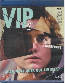 Bluray Vips Wagner Moura - Frete 10,00