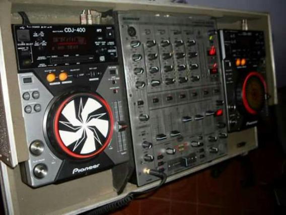 Cdj Pioneer 400e Mix Djx700