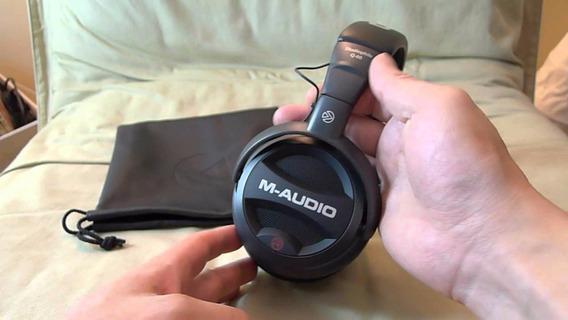 M-audio Studiophile Q40 Fone Estéreo Dinâmico Fechado