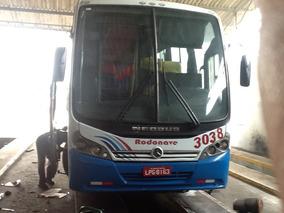 Ônibus Mb Of-1722motor Novo 2008 Neobus 53 Lug C/ar Quebrado