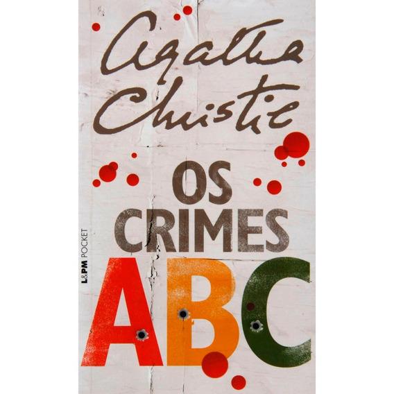 Livro - Agatha Chistie - Os Crimes Abc