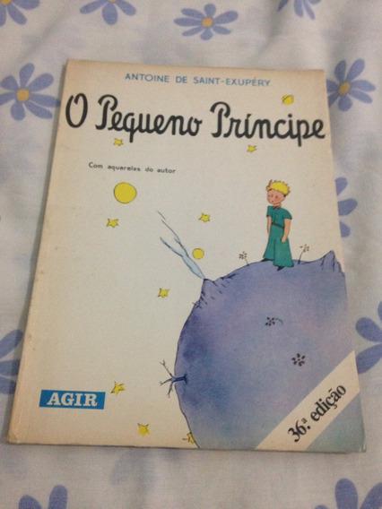 O Pequeno Príncipe Livro 1990 Leia Tudo Usado Barato R$19