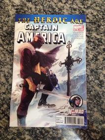 Marvel Comics Captain America 608