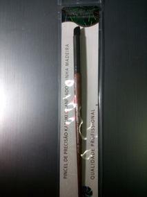 Pincel Profissional De Precisão Kabuki Chanfrado - Macrilan