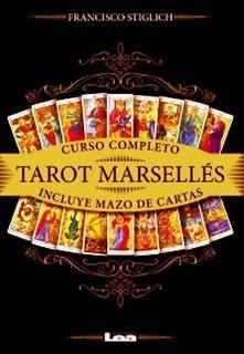 Tarot De Marsella Curso Completo + Cartas + Libro + Stiglich