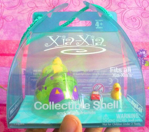 Xia Xia Set De Figuras Miniatura Carro Y Patito Modelo 2