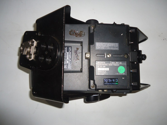 Sony Bvf-55 Viewfinder Profissional