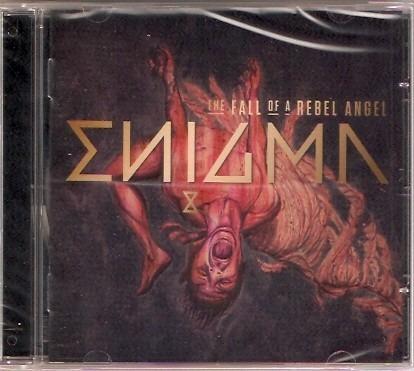 Cd Enigma - The Fallof A Rebel Angel - Novo***