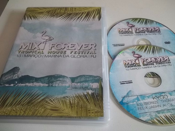 Dvd Mixi Forever Tropical House Festival 13 Marina Gloria
