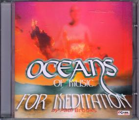Oceans Of Music Meditation P.brooks Cd Original Novo Lacrado