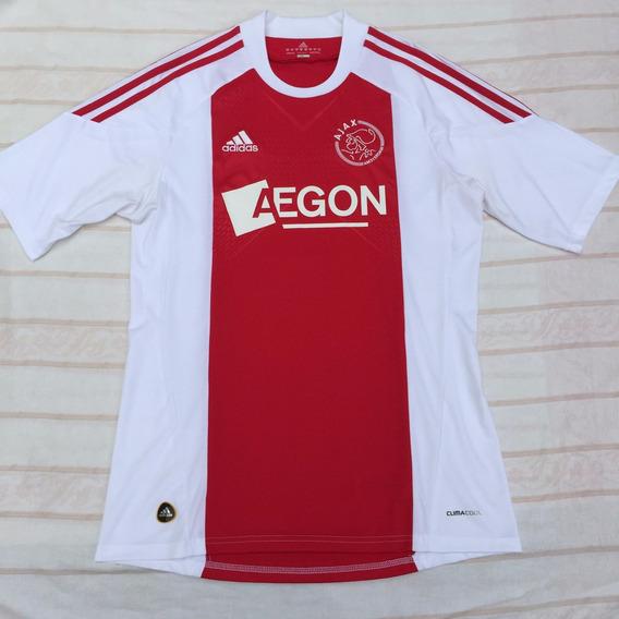 P95926 Camisa adidas Ajax Home 10/11 M Fn1608