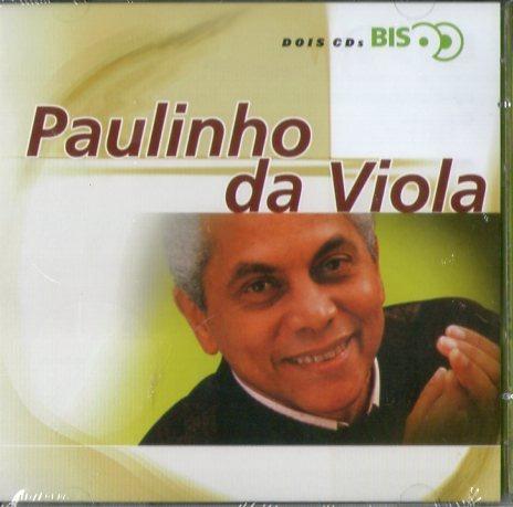 Cd Duplo Paulinho Da Viola - Serie Bis 2 Cds - Novo***