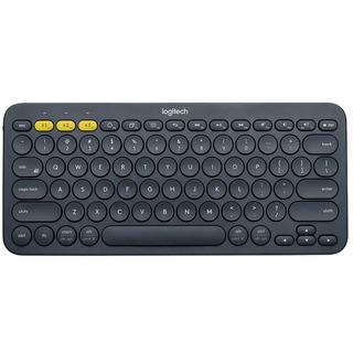 Logitech K380, Teclado Bluetooth Multi-dispositivo - Negro