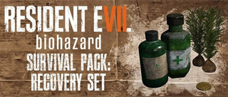 Resident Evil 7 Recovery Set + Madhouse Mode Ps4