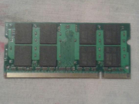 Memoria Ddr2 1gb Notebook