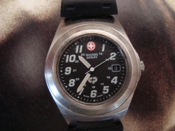 Relógio Swiss Army Brand, 28mm Aprox., 10 Atm. Swiss