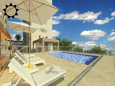 Apartamento Residencial Em Osasco - Sp, Jardim Turibio - Ap08541