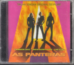 Cd As Panteras Tso Do Filme - Destyny