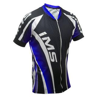 Camisa Bike Ims Onix (azul, Gg)