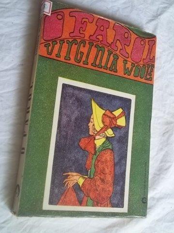 * Livro - O Farol - Virginia Woolf - Literatura Nacional