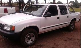 S10 Cabine Dupla, 1998, Diesel