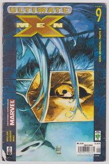 Ultimate X Men # 9 - Editorial Vid