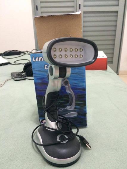 Luminária De Led Usb
