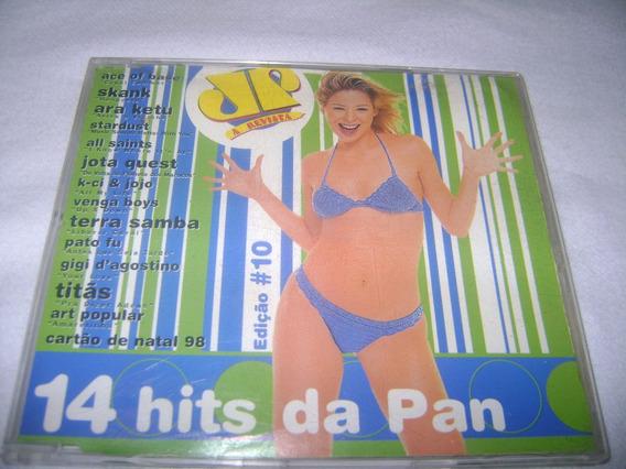 Cd Jovem Pan 14 Hits Da Pan