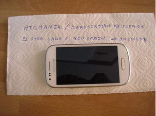 Samsung Galaxy S3 Mini Libre