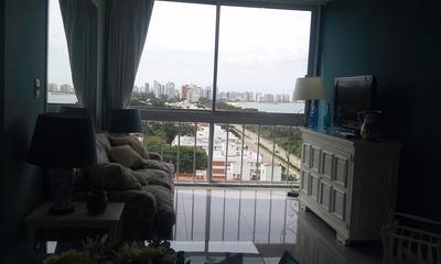 Apartamento Reciclado 1 Dormitorio Y Medio Frente Al Mar